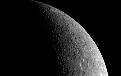 Real Pictures Of Planet Mercury | Mercury - Planet - Science - The New York Times