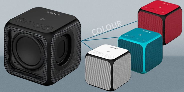 The Sony SRS-X11 #portable #wireless #speaker with Bluetooth delivers big sound in the form of a tiny cube. Check it at -  https://www.ooberpad.com/products/portable-wireless-speaker-with-bluetooth-srs-x11