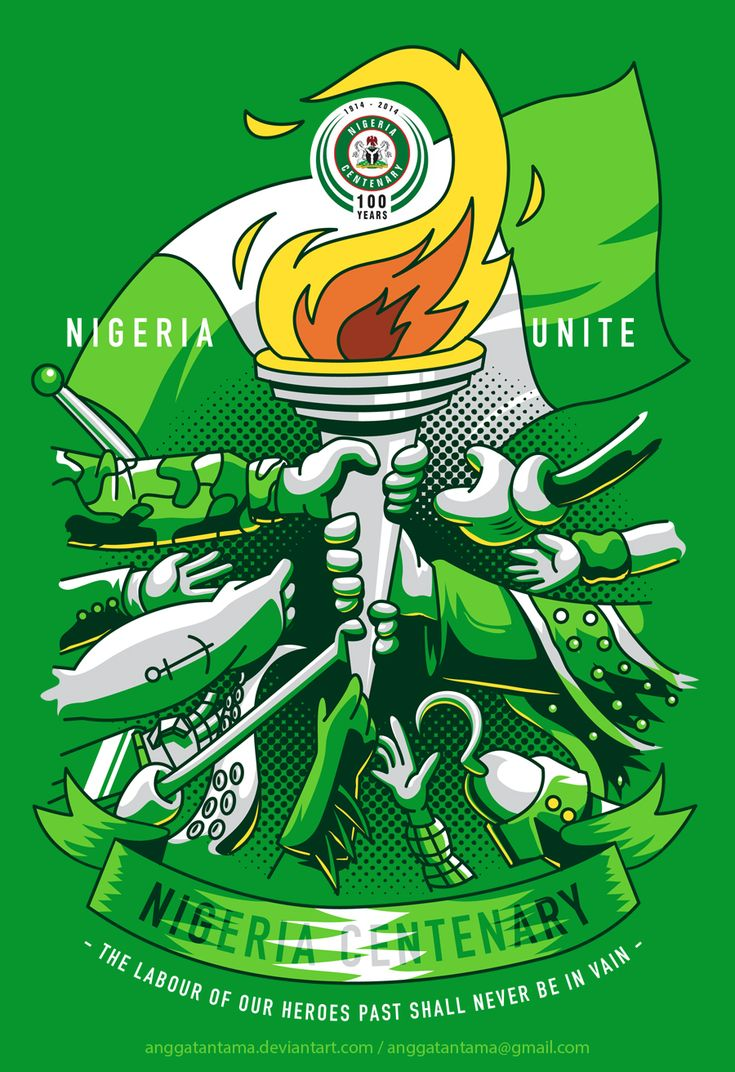 Shirt design in nigeria - T Shirt Design That Was Done For An Event In Nigeria It S About Unity
