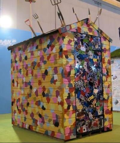 Rethinking rusty old sheds
