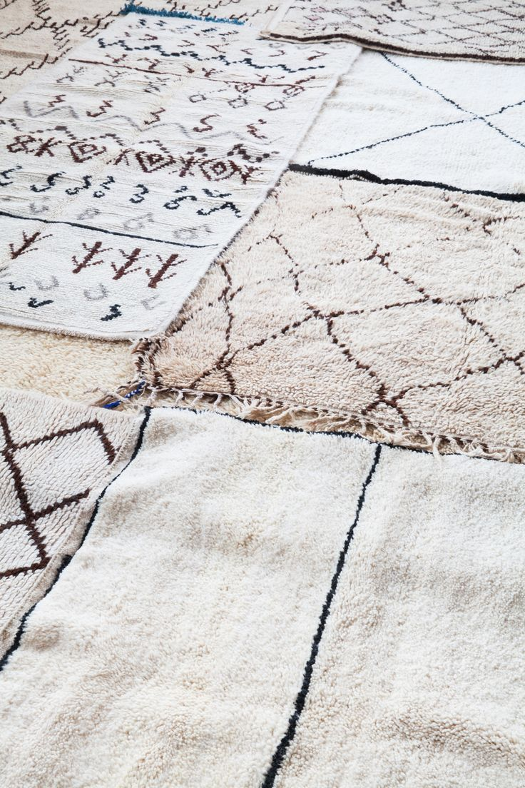Berber rugs galore - The Marrakech Collection