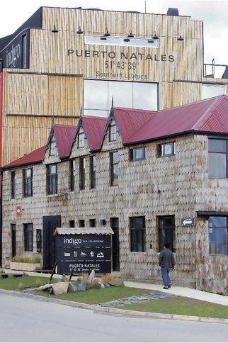 Puerto Natales, Patagonia, Magallanes Region, Chile.