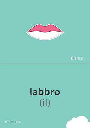 Labbro:Lip #Italian
