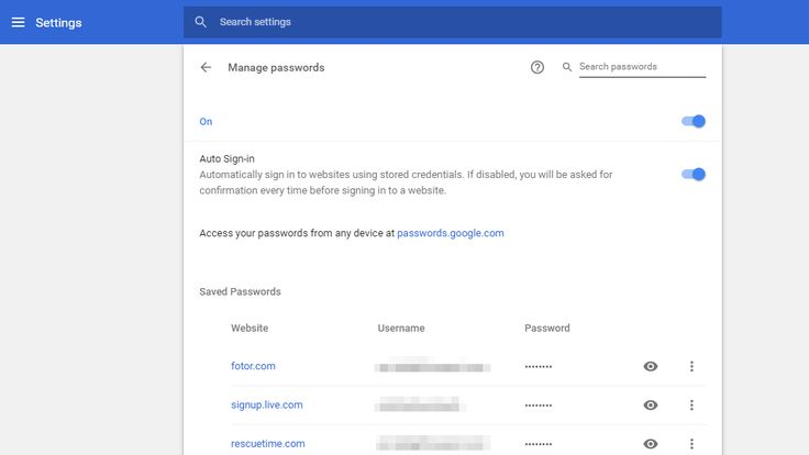 Advertisers can use your browsers password manager to steal your data