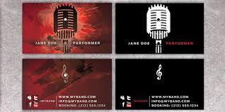 Resultado de imagem para business card music