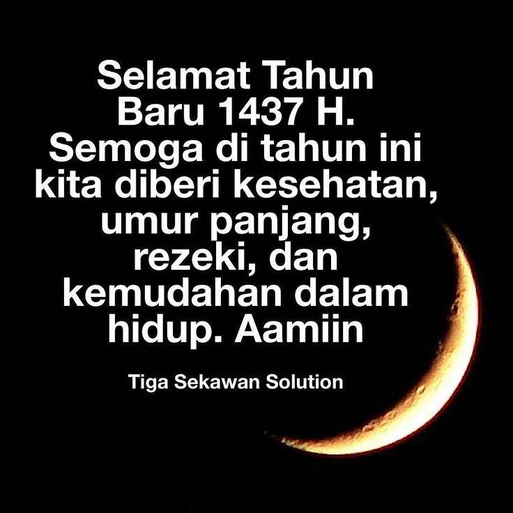 Selamat Tahun Baru 1437H #TahunBaru #tahunbaruislam #muharram #islam #newyear #moslem #happy #hijrah #hijriah