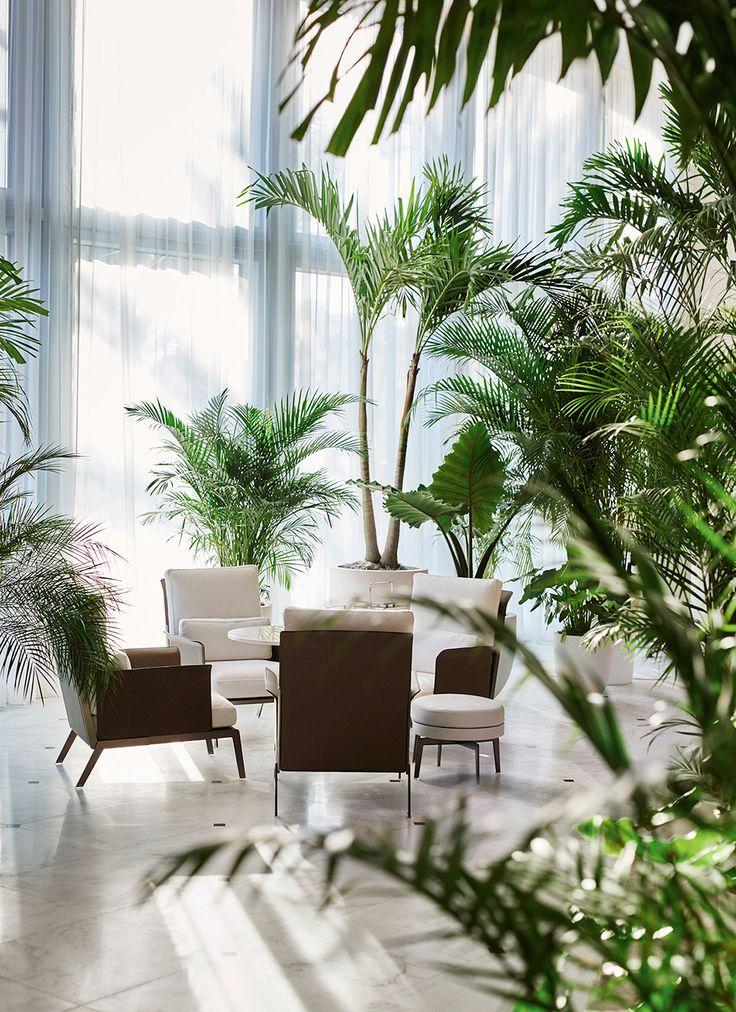 Lobby at The Miami Beach EDITION.