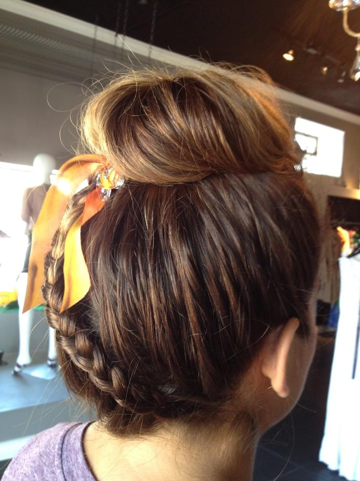 j. luxe: Braid Du Jour: Jessica Avila Hair & Makeup x Lavender Girl