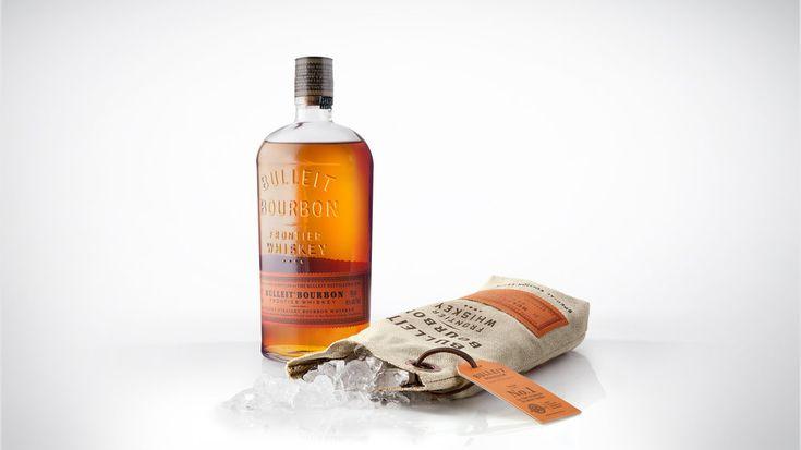 Bulleit Bourbon — The Dieline - Branding & Packaging Design