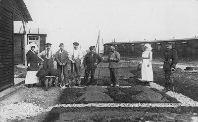 Olive Tree Genealogy Blog: Nursing Sister Phillips WW1 Album: 13 V Landscapin...