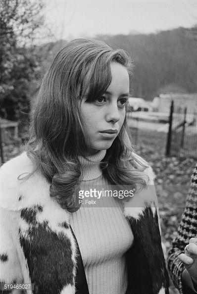 English actress Susan George 23rd January 1967