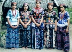 26. Traditional Clothing of Central Sulawesi Province