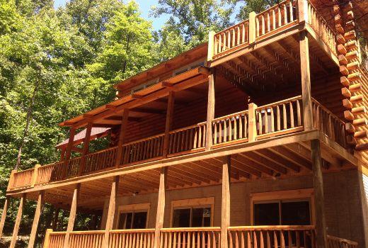 Buffalo Lodging Company Hocking Hills Cabins And Hocking