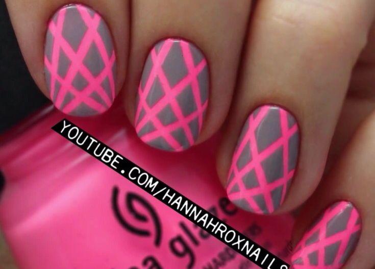 Best 25 tape nail art ideas on pinterest nail art tricks diy striping tape nail art more prinsesfo Gallery