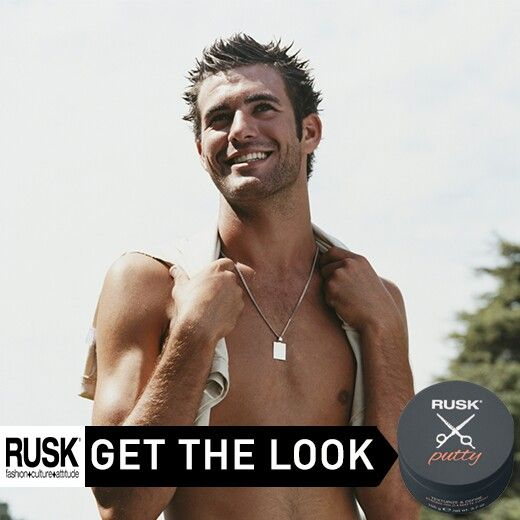 The only thing better than a shirtless man? His hair. Get the look with our new Putty cause its your buddy!