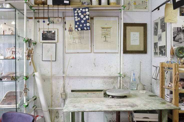 We were privileged to play about at Luciano Landi's Tuscan #Workspace :: http://pers.sl/6jg9