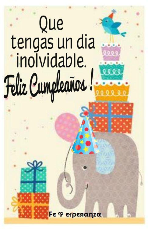 Pin by Alma on Cumpleaños   Pinterest   Birthday, Happy birthday and Birthday wishes