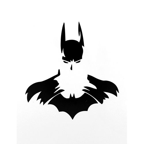 Batman logo Laptop Car Truck Vinyl Decal Window Sticker PV173