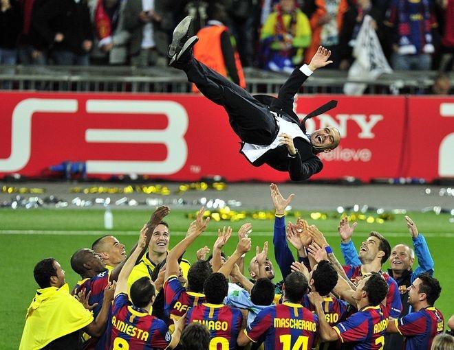 Barcelona, 2010-11