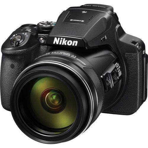 Nikon COOLPIX P900 Digital Camera 26499 B&H Photo Video