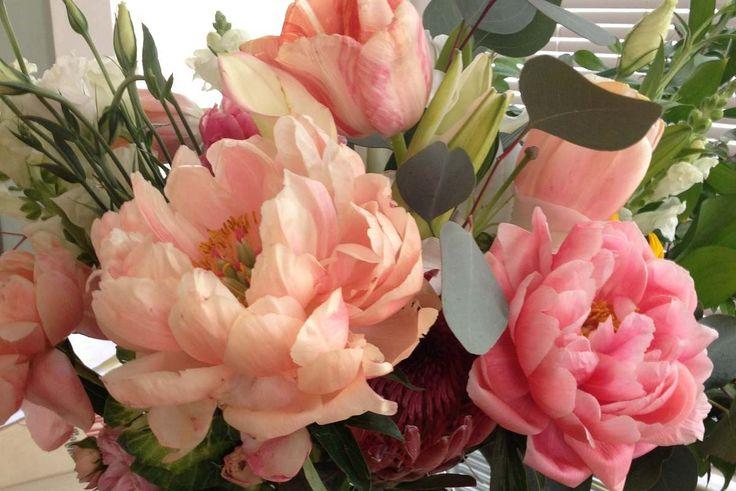 Coffee klatch: Slow flowers with Debra Prinzing | YayYay's Kitchen