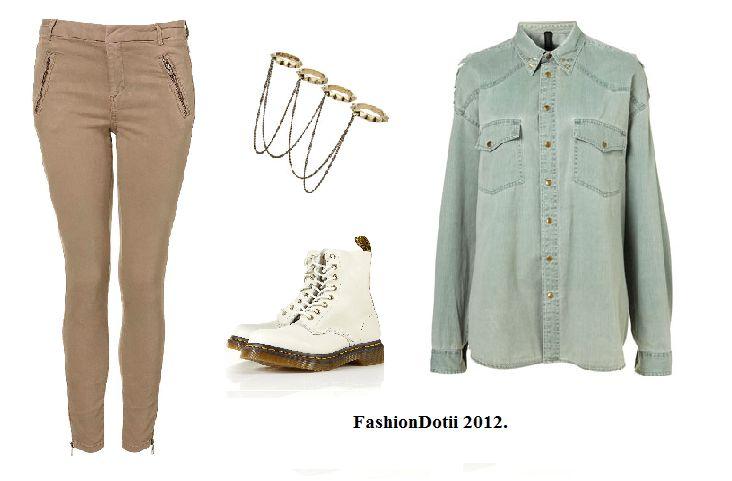 jeans & Dr Martens = <3