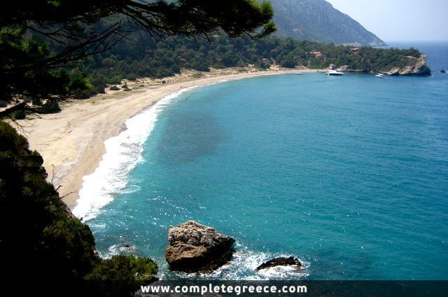 Seitani Beach - Samos - Samos - #Greece