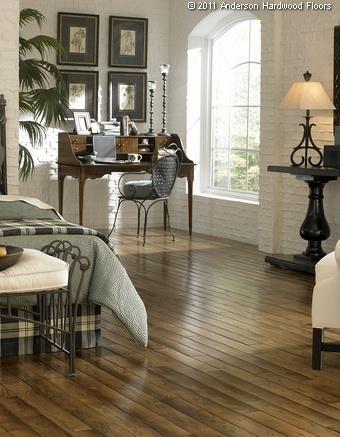Anderson Hardwood Floors - Solid Oak Floor: AA635-18W24