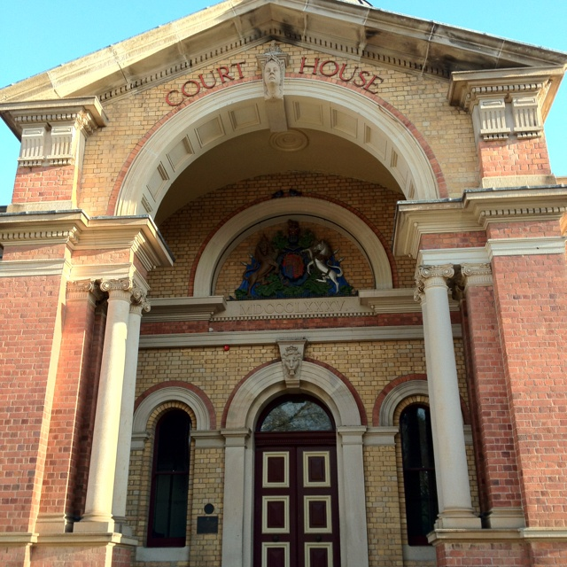 1-7-12: The Court House at Goulburn,, NSW, Australia. http://davidinauckland.blogspot.com