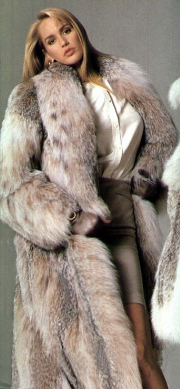Massive Fur Coat