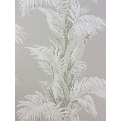 Buy Osborne & Little Nina Campbell Palmetto Paste the Wall Wallpaper Online at johnlewis.com