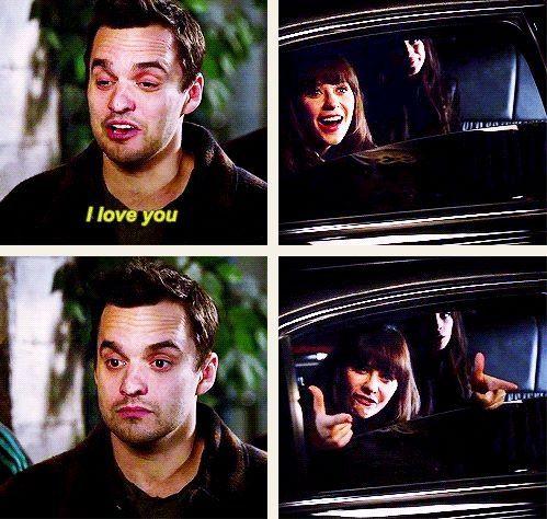 "Nick: ""I love you"""