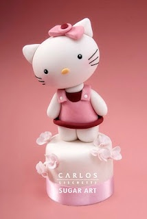 Hello Kitty Mini Cake