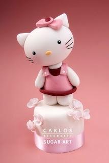 Hello Kitty Mini Cake