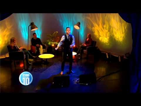 Harrison Craig - Angels   LIVE on Studio 10