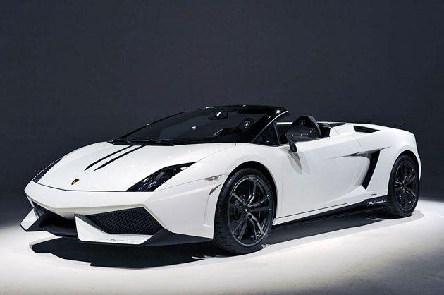 La 2010 Lamborghini Gallardo Lp 570 4 Spyder Performante Lamborghini Gallardo Lamborghini Super Cars