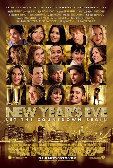 New Year's Eve movie 2011 | ... expectations for the star-studded New Year's Eve - the finer dandy