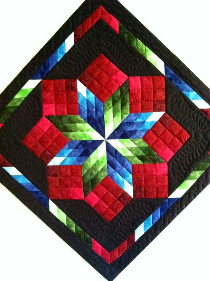 17 best Amish quilts images on Pinterest   Patchwork, DIY and Afghans : amish wall quilts - Adamdwight.com