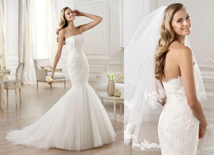 37 Best Pronovias Wedding Dresses Images On Pinterest