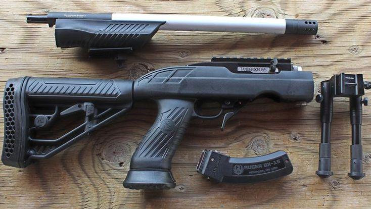 American Rifleman | Building a Custom 10/22 Takedown