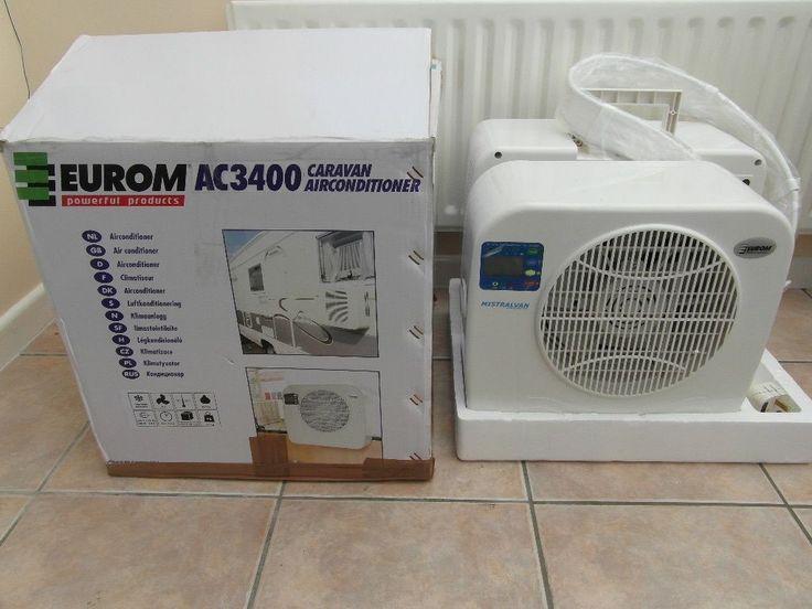 Euro AC3400 Caravan Air conditioner