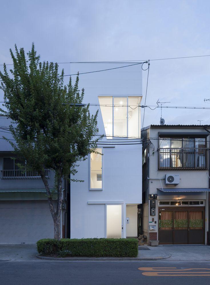 House in Tamatsu,© Yohei Sasakura