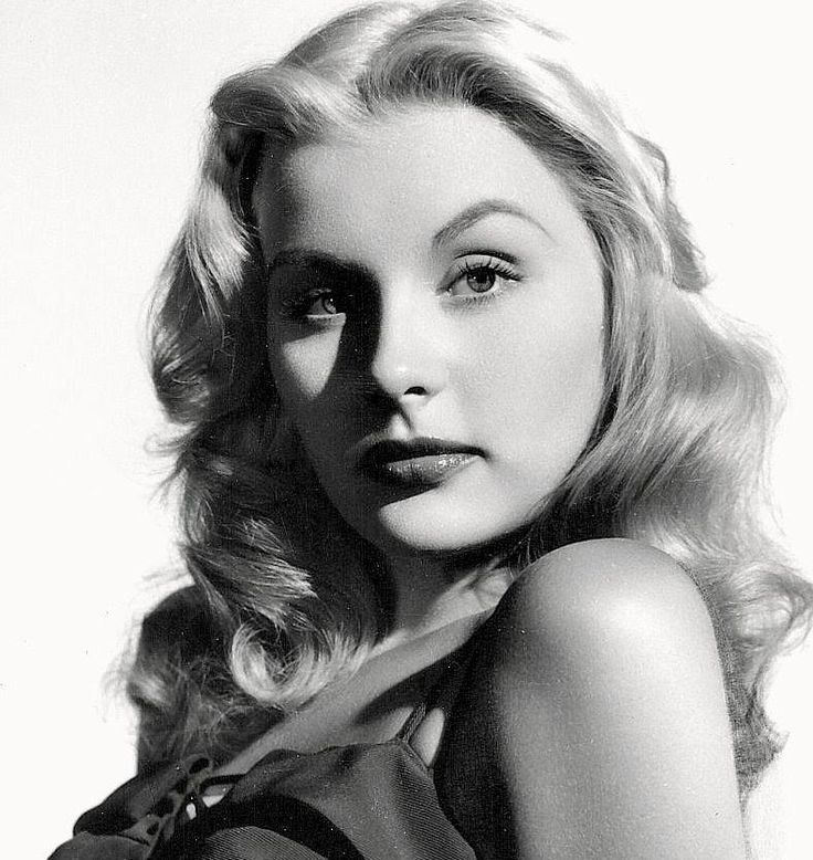 Barbara Payton - Actress - Age 39 - Died May 8, 1967 - Heart And Liver Failure