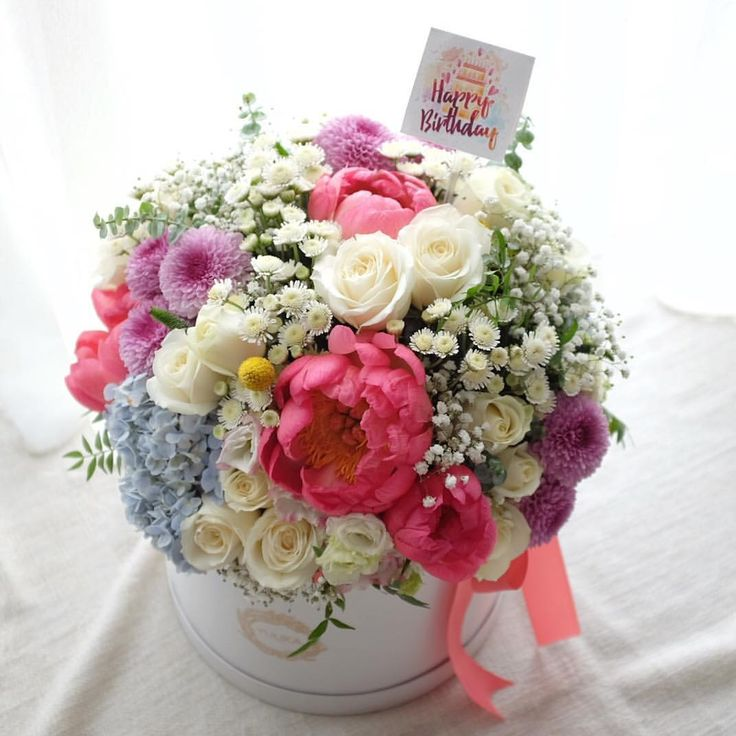 Peony bloom box Rp 1,430,000. Box size 30Dx25H. For for info please reach me at wa: 081532909898 or line id: yuukabysylvia