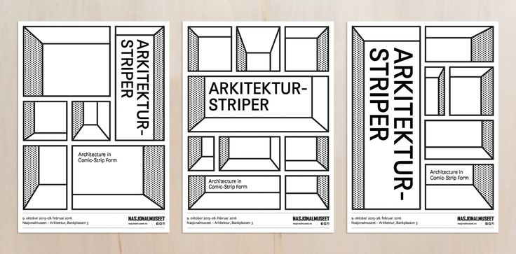 Arkitekturstriper - Bielke&Yang