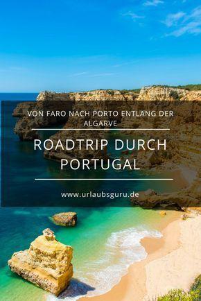 Mit dem Auto einmal quer durch Portugal! Von Faro nach Porto auf den schönsten Straßen von Portugal. Kommt mit auf eine Reise durch das vielfältigste Land im Süden Europas. Entdeckt wunderschöne Strände, bezwingt die Wellen und verirrt euch in Sintras mystischer Welt der Schlösser.
