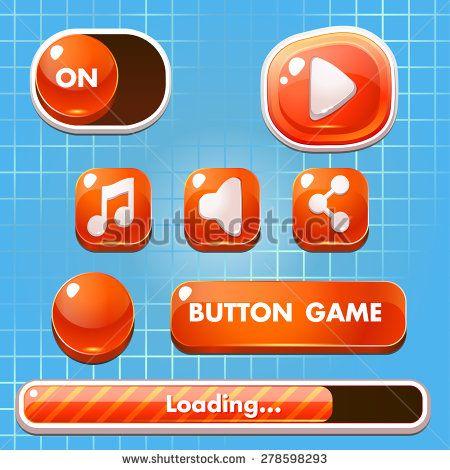 Стоковые фотографии и изображения Ui Game | Shutterstock