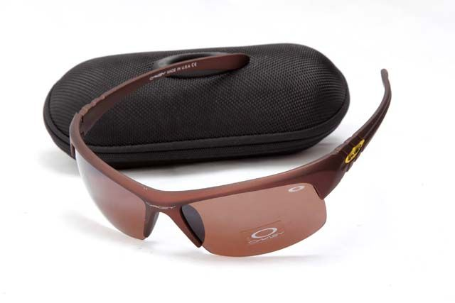 Oakley Commit Sunglass 10014 Brown Frame Brown Lens Online