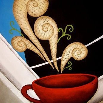 Tumblr~ Good coffee...good conversation...