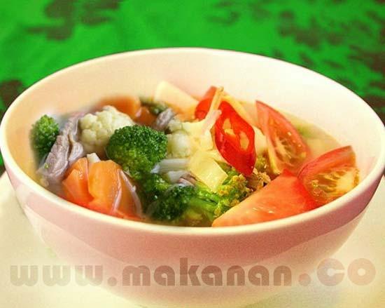 Makanan Rebus VS Kukus, Manakah yang Lebih Sehat?